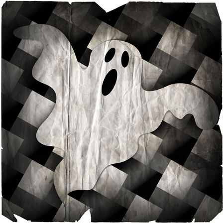 Illustration of a ghost Stock Illustration - 235128