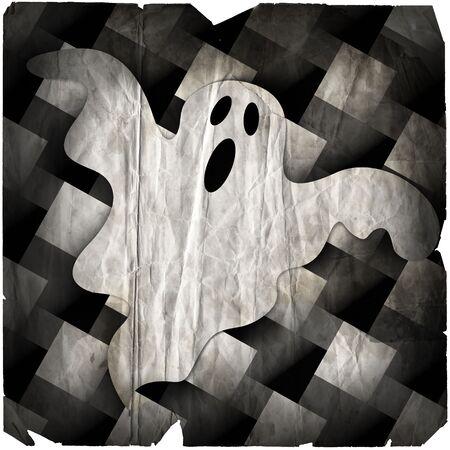 Illustration of a ghost Stock Illustration - 235128