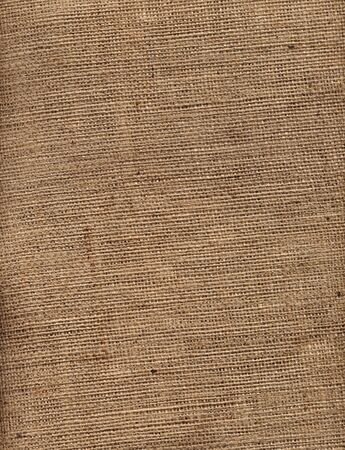 Burlap materialtexture photo