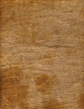 Burlap material/texture
