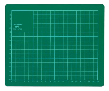 Mini designer / artist / scrapbook self healing cutting mat.