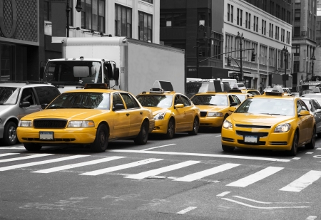 New York Cabs photo