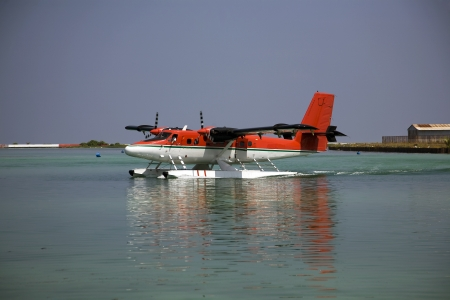 Twin Otter Seaplane photo