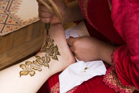 Henna photo