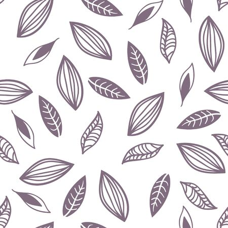 Hand drawn vector pattern. Can be printed and used as wrapping paper, wallpaper, textile, etc.