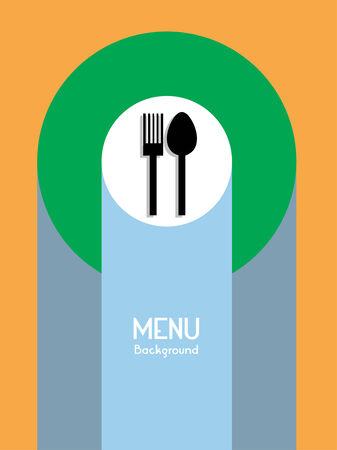 appetizers menu: Food menu cover for background