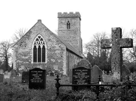 churchyard: Old Churchyard