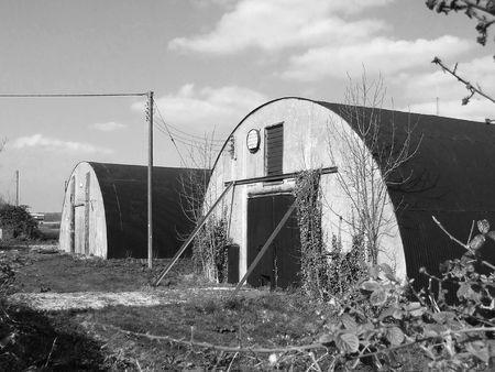 wartime: Old Wartime Hangar