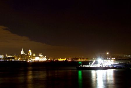 mersey: Ferry Across The Mersey