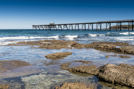Catherine Hill Bay Jetty, New South Wales