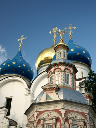 The ancient monastery in Russia Stock Photo - 13327663