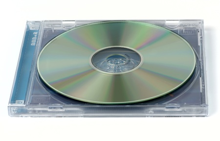 Laser disk Stock Photo
