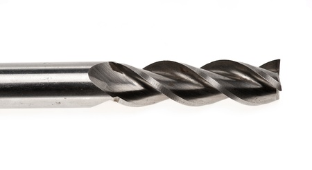 boring rig: Drill Bit on a white background