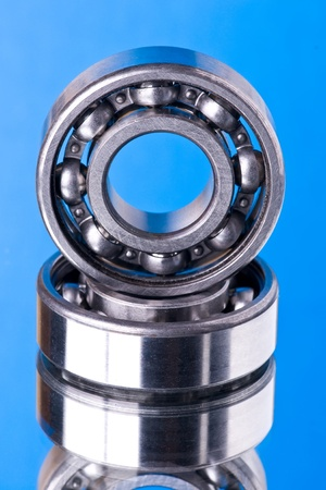 The steel bearing Stock Photo - 13402986