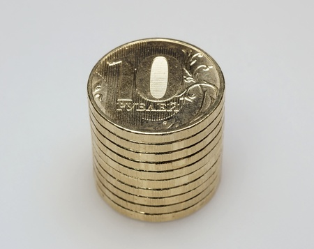 New Russian coins photo