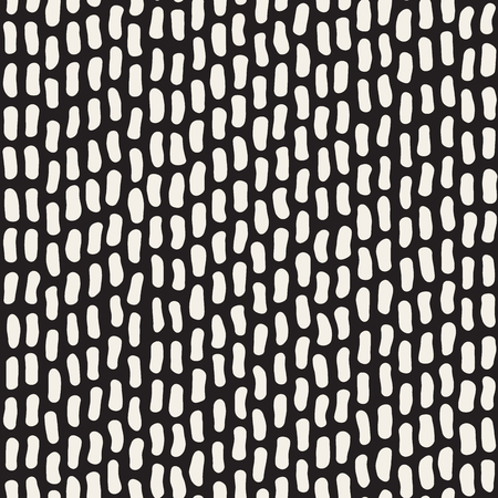 jumble: Seamless Black And White Jumble Hand Drawn Lines Pattern Abstract Background