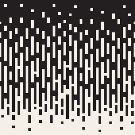 transition: Seamless Black To White Vertical Rectangle Lines Color Transition. Abstract Geometric Background Design