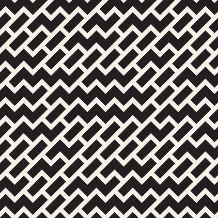 irregular shapes: Irregular Maze Shapes Tiling Contemporary Graphic. Abstract Geometric Background Design.