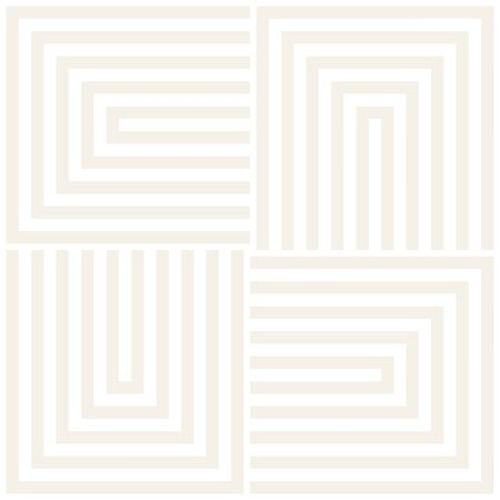 tiling: Repeating geometric stripes tiling in ornamental stylish texture.