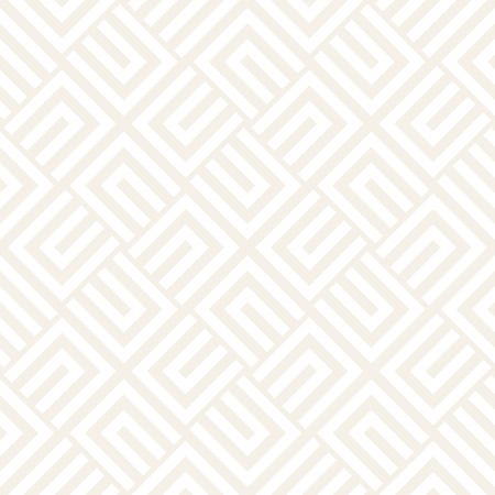 Repeating Geometric Stripes Tiling. Vector Seamless Monochrome Subtle Pattern