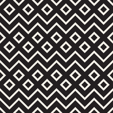 Maze Tangled Lines Contemporary Graphic. Abstract Geometric Background Design. Vector Seamless Pattern.