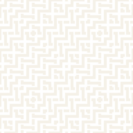 celtic background: Interlacing Lines Subtle Lattice. Ethnic Monochrome Texture. Abstract Geometric Background Design. Vector Seamless Black and White Pattern.