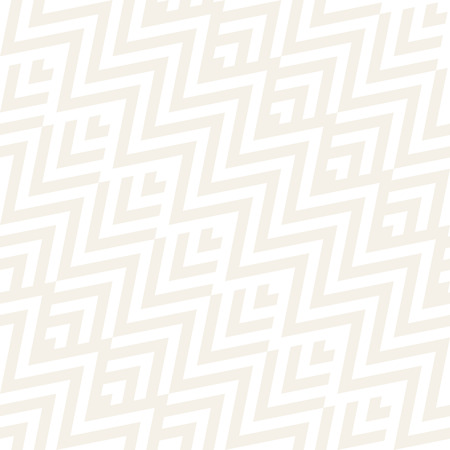 diagonal stripes: Abstract ZigZag Parallel Stripes. Stylish Ethnic Ornament. Vector Seamless Pattern