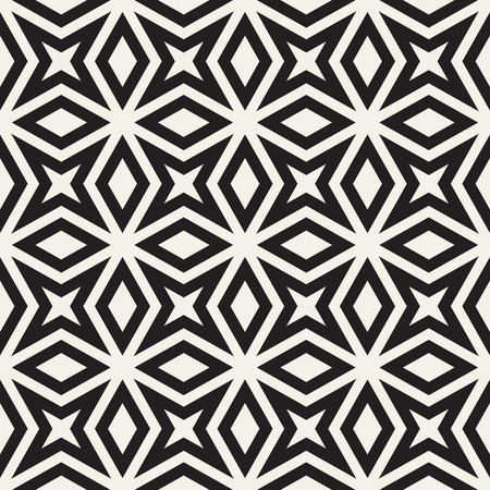 Vector Seamless Geometric Pattern. Abstract Geometric Background Design.