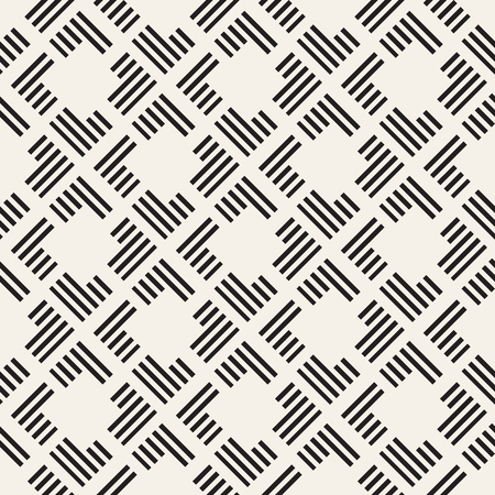 trellis: Seamless pattern with stripes. Vector abstract background. Stylish lattice structure