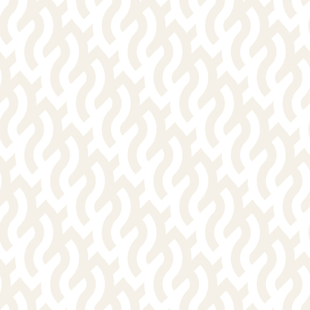 Seamless monochrome geometric pattern. Abstract stripy geometric background. Stylish vector lines print