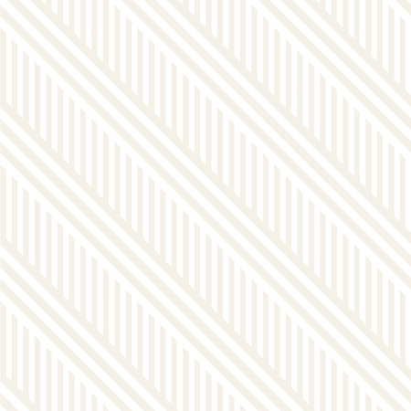 slanting: Interlacing Parallel Stripes. Vector Seamless Subtle Monochrome Pattern. Abstract Geometric Background. Illustration