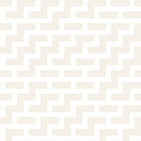 tiling: Irregular Maze Shapes Tiling Contemporary Graphic Design. Vector Seamless Black and White Pattern