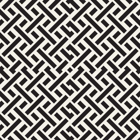 Interlacing Lines Maze Lattice.