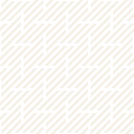 textiles: Vector Seamless Pattern. Modern Stylish Interlacing Lines Texture. Geometric Striped Ornament. Subtle Linear Braids