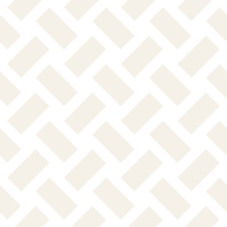 trellis: Crosshatch vector seamless geometric pattern. Crossed graphic rectangles background. Checkered motif. Seamless subtle texture of crosshatched bold lines. Trellis simple fabric print.
