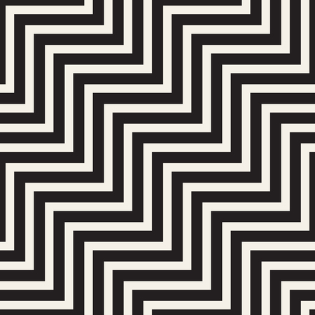 Abstract geometric pattern with stripes, lines. Seamless vector stylish background. Black and white lattice texture.