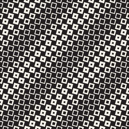 grid background: Repeating Geometric Rectangle Tiles. Stylish Monochrome Lattice. Vector Seamless Pattern.
