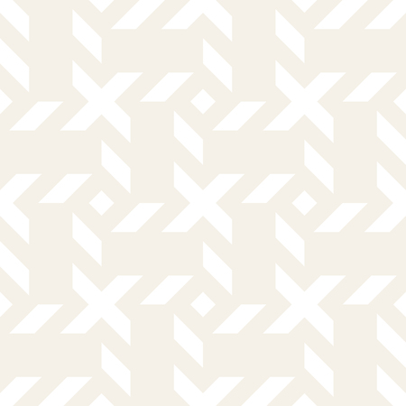 grid background: Crosshatch vector seamless geometric pattern. Crossed graphic rectangles background. Checkered motif. Seamless subtle texture of crosshatched bold lines. Trellis simple fabric print.