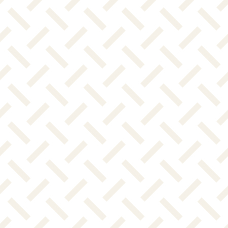 Crosshatch vector, seamless geometric pattern. Crossed graphic rectangle background. Checkered motif. Seamless subtle texture of crosshatched bold lines. Trellis simple fabric print.