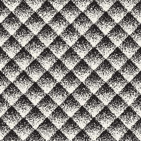 抽象的な騒々しい織り目加工幾何学的図形の背景