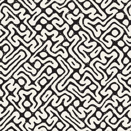 Modern stylish geometric shapes abstract pattern design.