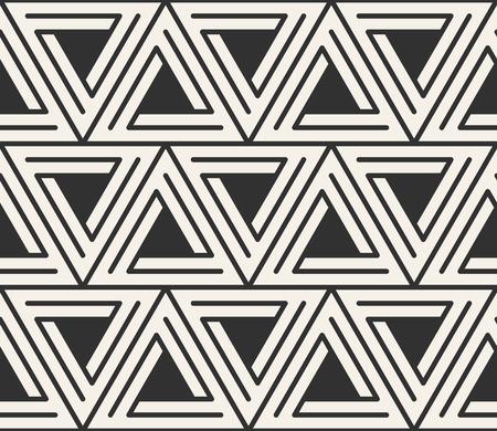 Modern stylish triangle shapes texture.