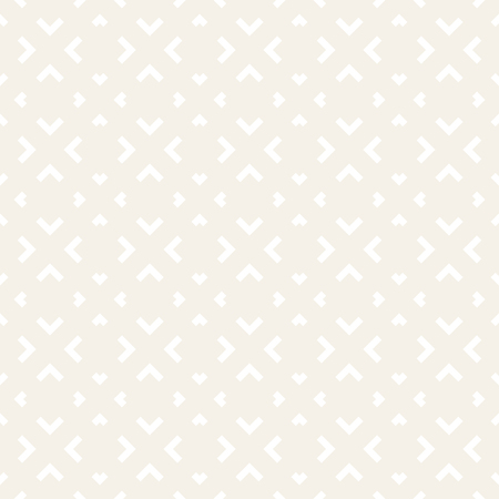 Vector subtle seamless pattern. Modern stylish texture. Repeating geometric background. Striped lattice grid. Linear graphic design. Vectores
