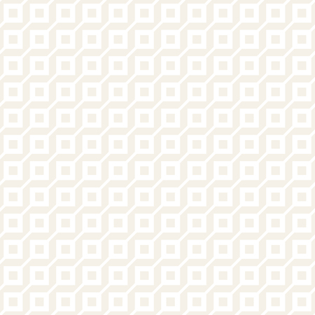 Abstract geometric lines lattice pattern. Seamless vector stylish background. Subtle repeating texture. Ilustração