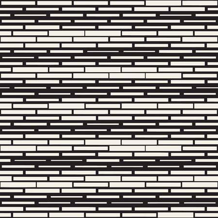 Round and dash lines pattern.  イラスト・ベクター素材