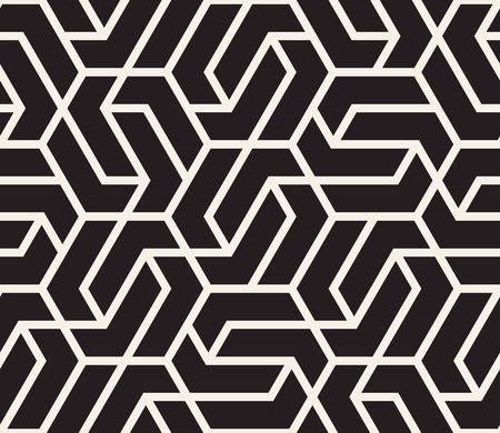 Modern stylish texture repeating geometric pattern design. Illustration