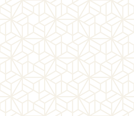 Vector seamless subtle pattern. Modern stylish abstract texture. Repeating geometric tiles from striped elements Illustration