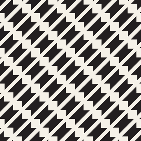 Seamless surface geometric design. Repeating tiles ornament background. Vector symmetric shapes pattern  イラスト・ベクター素材