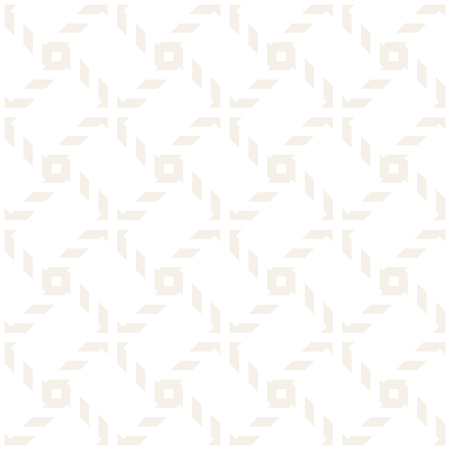Trendy monochrome twill weave Lattice. Abstract Geometric Background Design. Vector Seamless Subtle Pattern.