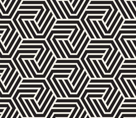 Vector seamless pattern, Modern stylish abstract texture